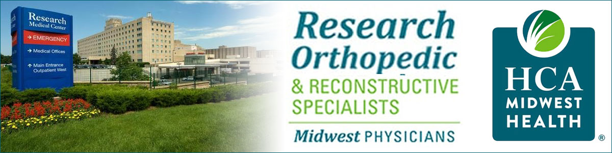 Research Orthopedic & Reconstructive Specialists. HCA Midwest Health.