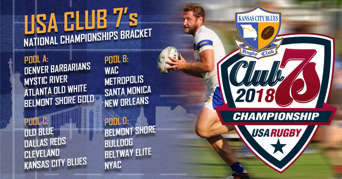 2018 USA Rugby Club 7s National Championships