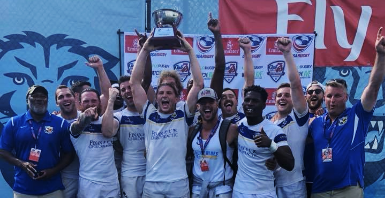Blues Win Bowl at 7s Nationals