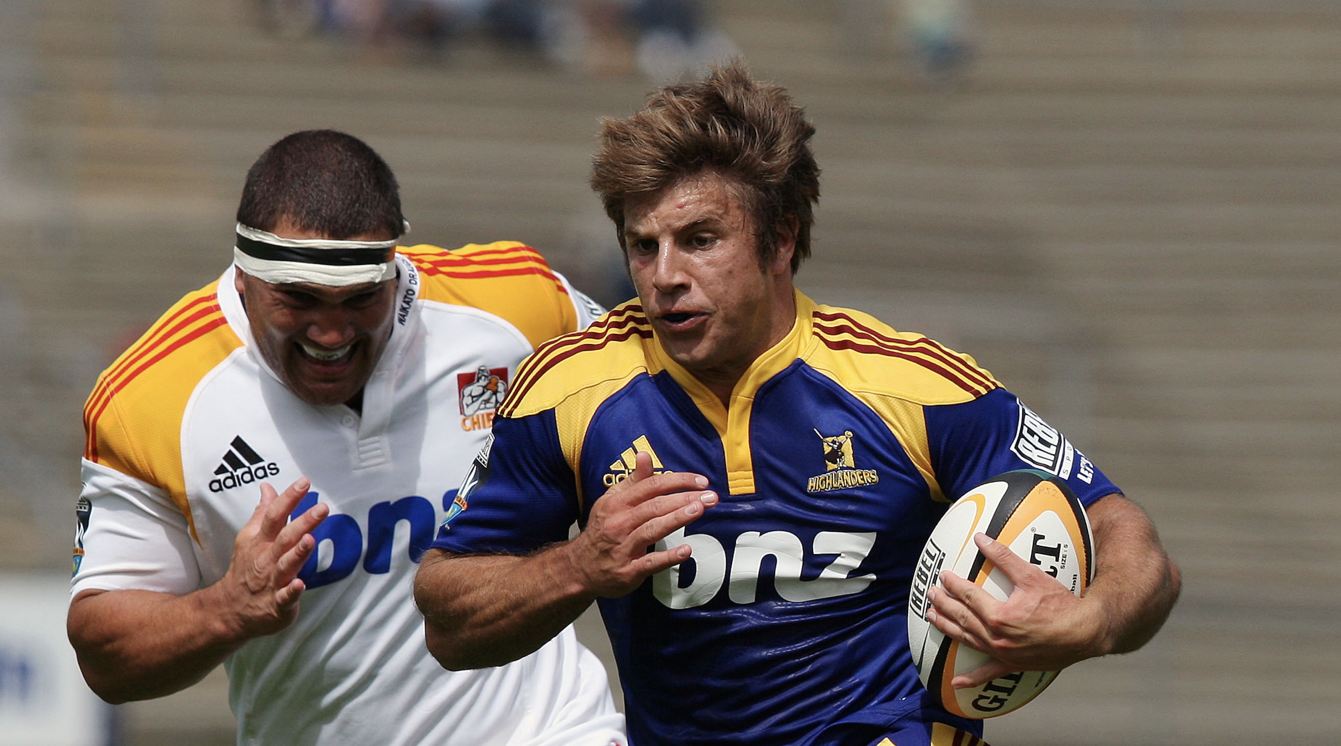 James Patterson, Former Super Rugby Player and USA Eagle takes over as Head Coach of the Kansas City Blues
