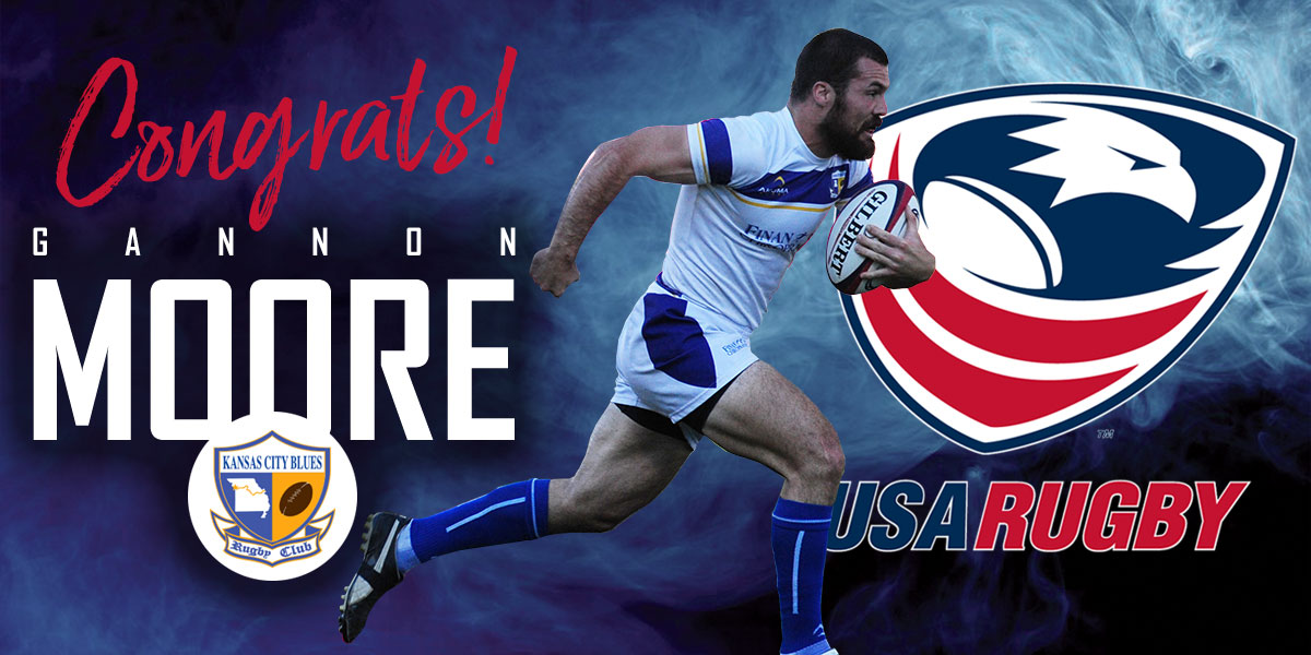 Gannon Moore to Represent USA Eagles
