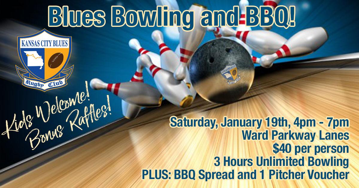 KC Blues Bowling and BBQ!