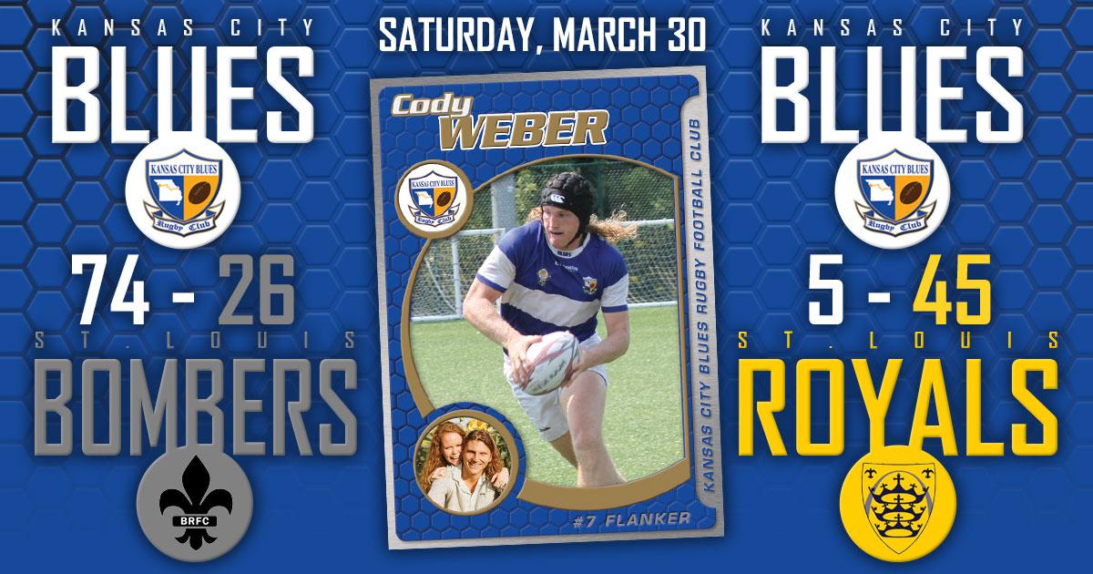 Results: Kansas City Blues vs Bombers/Royals