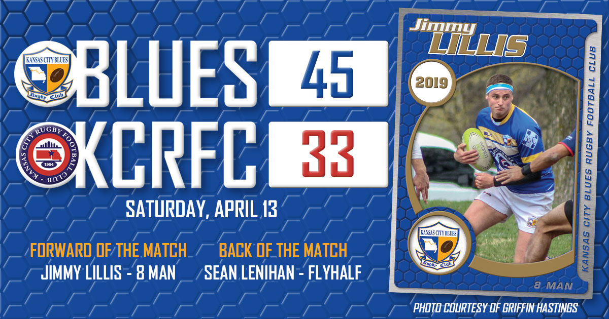 Results: Kansas City Blues vs KCRFC