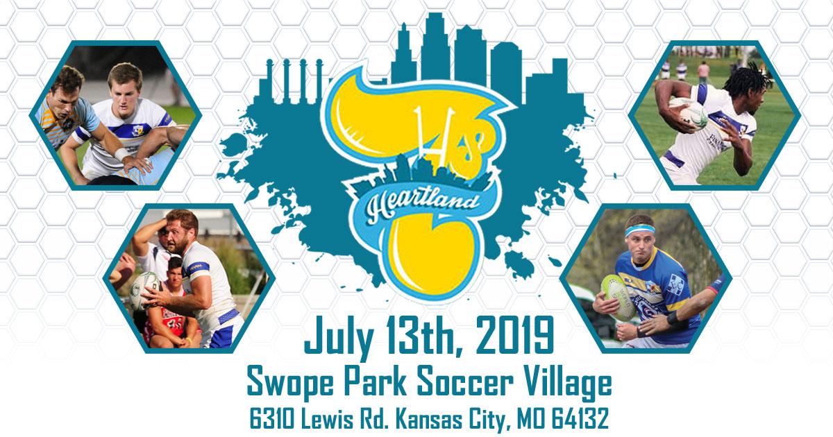 Results: Heartland 7s Tournament – 07/13/19