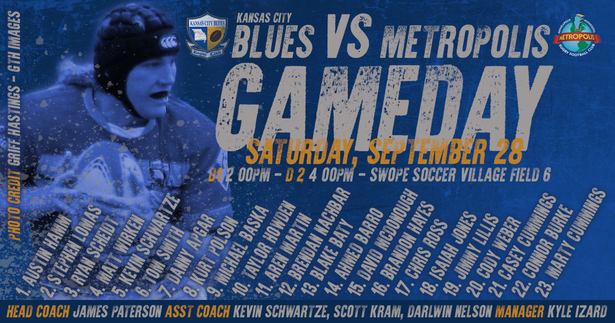 Results: Kansas City Blues vs Metropolis