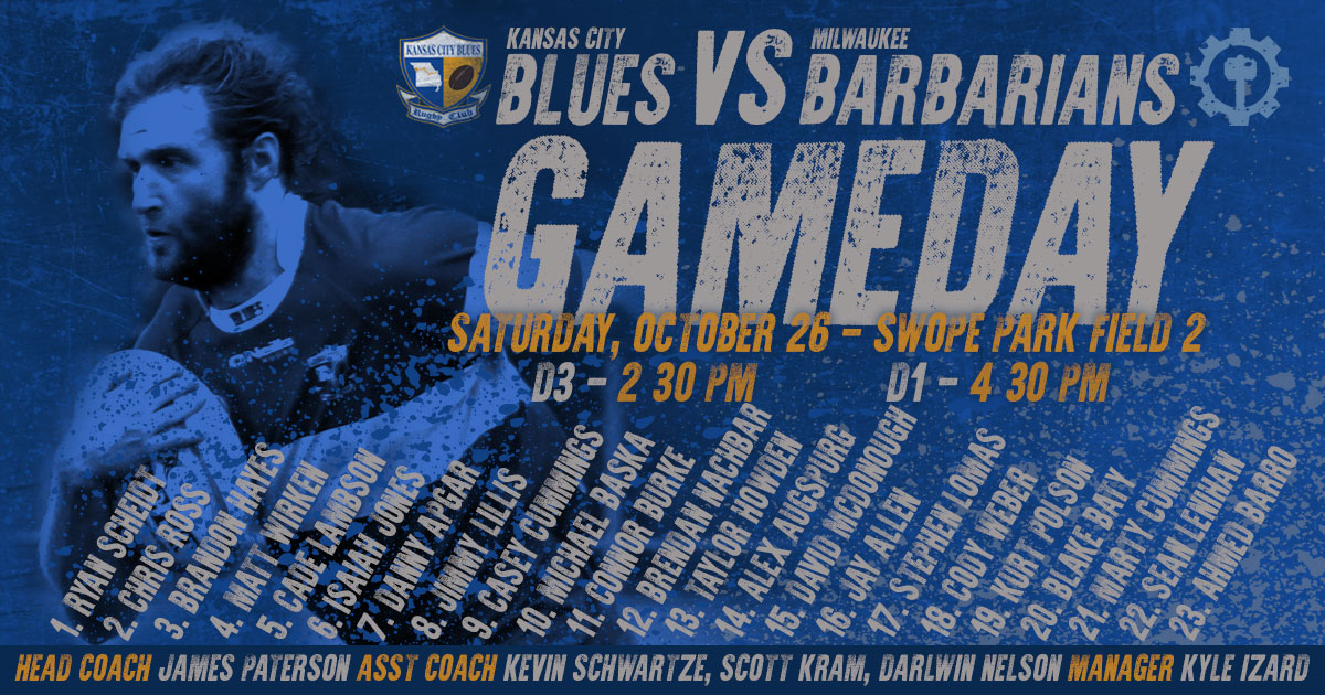 Results: Kansas City Blues vs Milwaukee Barbarians